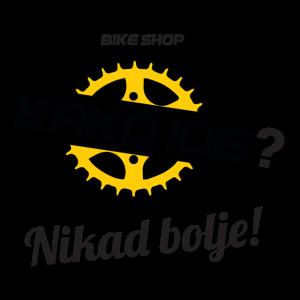 Kako ide - logo