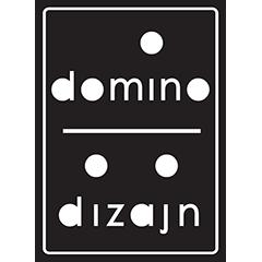 Domino Dizajn - logo